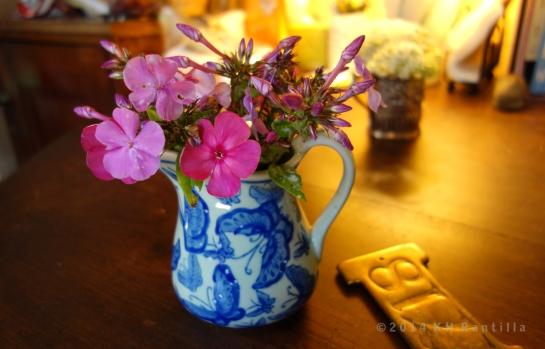 flowers from Geoff